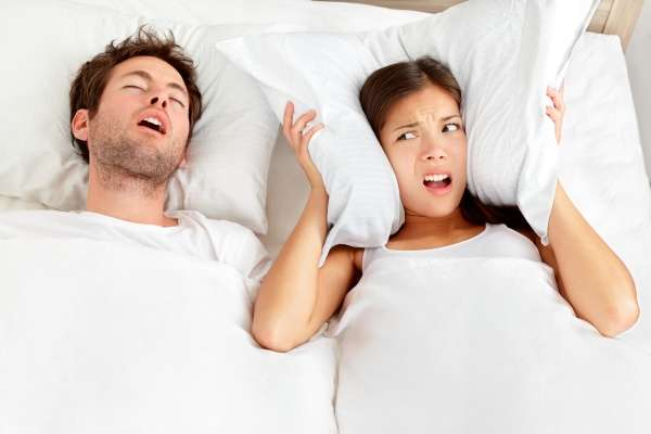 Visiting A Dentist To Treat Sleep Apnea Can Improve Your Health